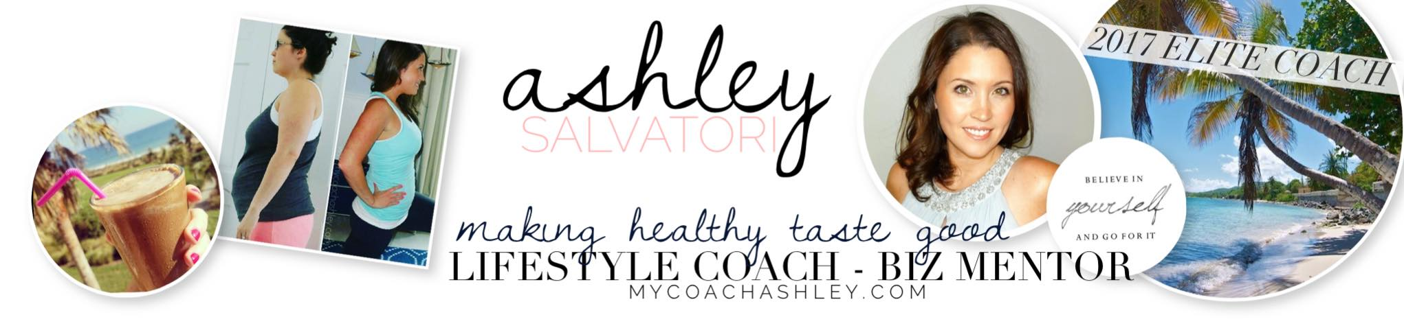 Ashley Salvatori - mycoachashley.com