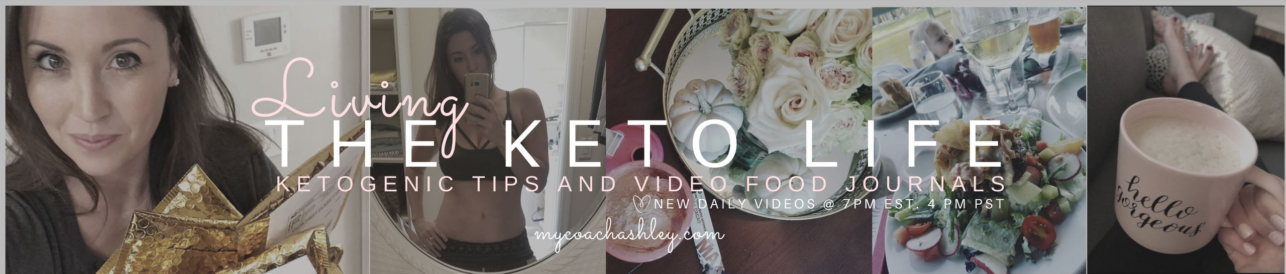 Ashley Salvatori - The Keto Life